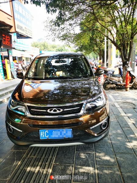 桂林市自用一手私家车奇瑞瑞虎5