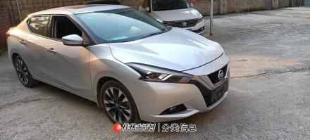 2016年东风日产蓝鸟1.6L自动同行可批 详淡